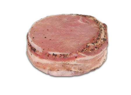 PORK TENDERLOIN MEDALLION, BACON WRAP 4/PACK