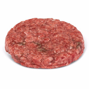 W/C BEEF BURGER, 6OZ, 4/PACK