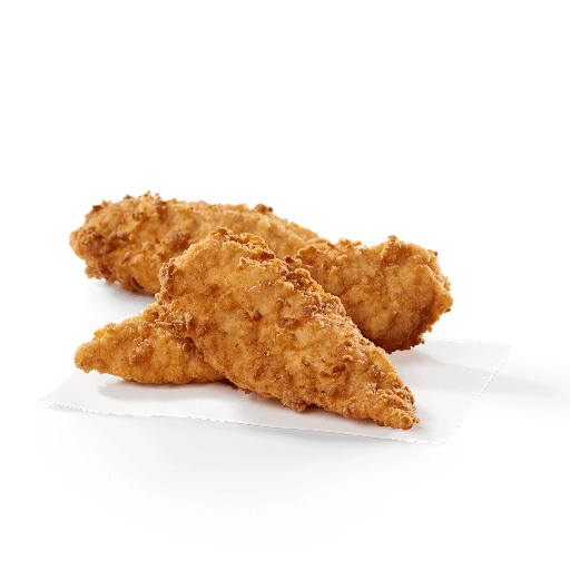 CHICKEN FINGERS, LOVE ME TENDERS, BREADED (FROZEN)