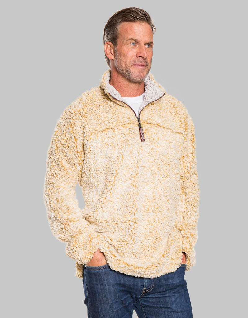 Frosty Tipped 1/4 Zip Pullover