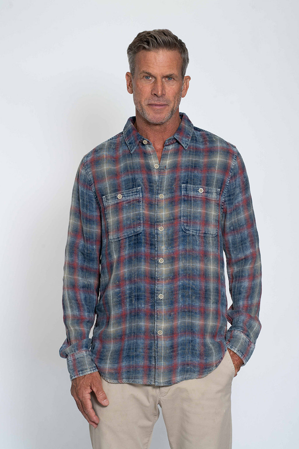 Redrock Long Sleeve Pocket Shirt