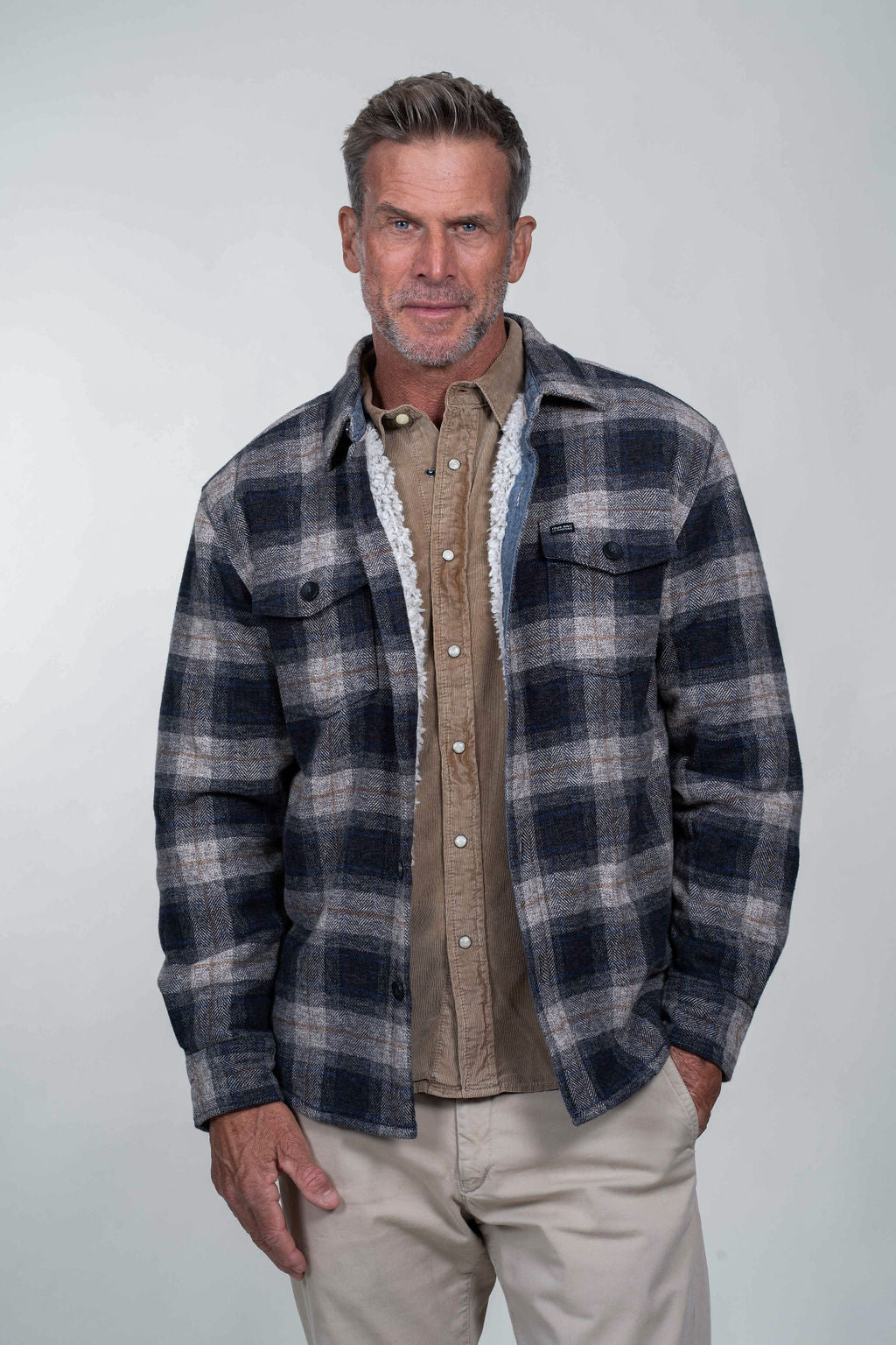 Wyatt Summit Shirt Jacket