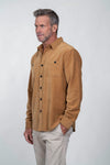 Beckham Long Sleeve Pocket Shirt
