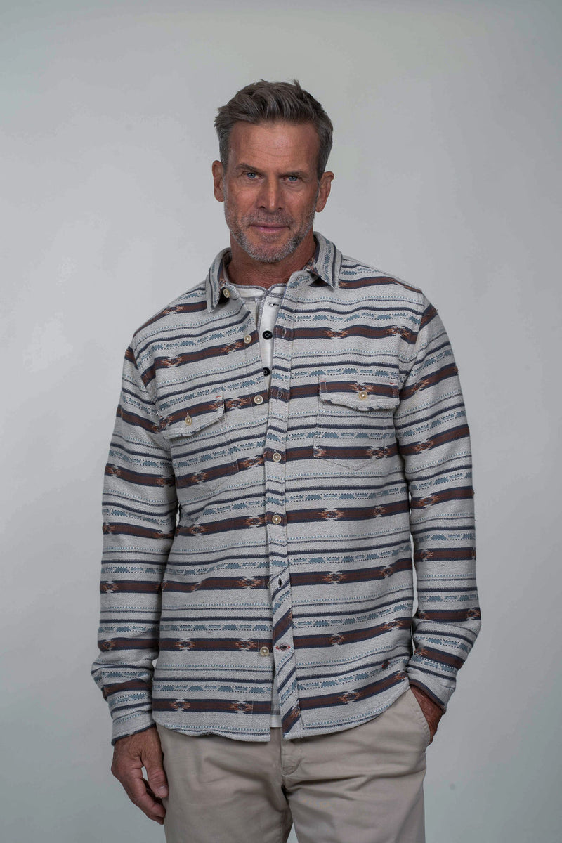 Rio Long Sleeve Pocket Shirt