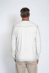 Venice Slub Long Sleeve V-Neck
