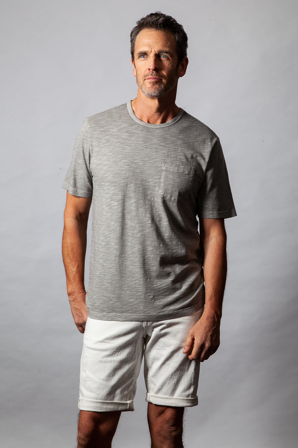 Sun Washed Pocket Tee