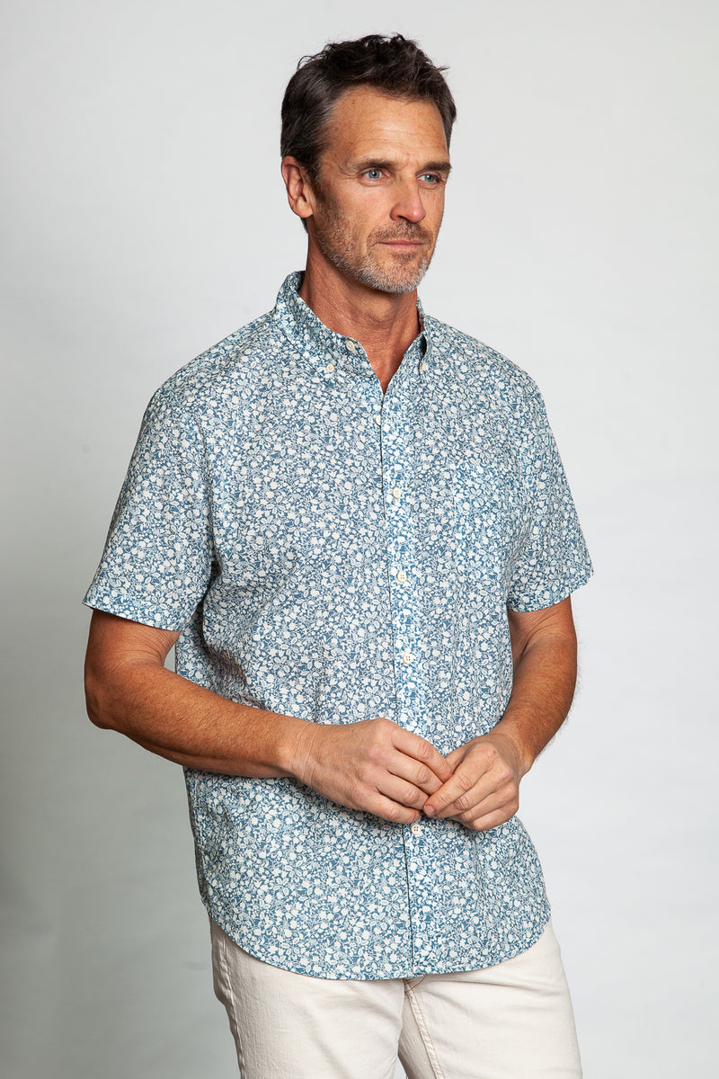 Super Bloom Short-Sleeve Shirt