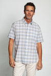 Check Mate Plaid Short-Sleeve Shirt