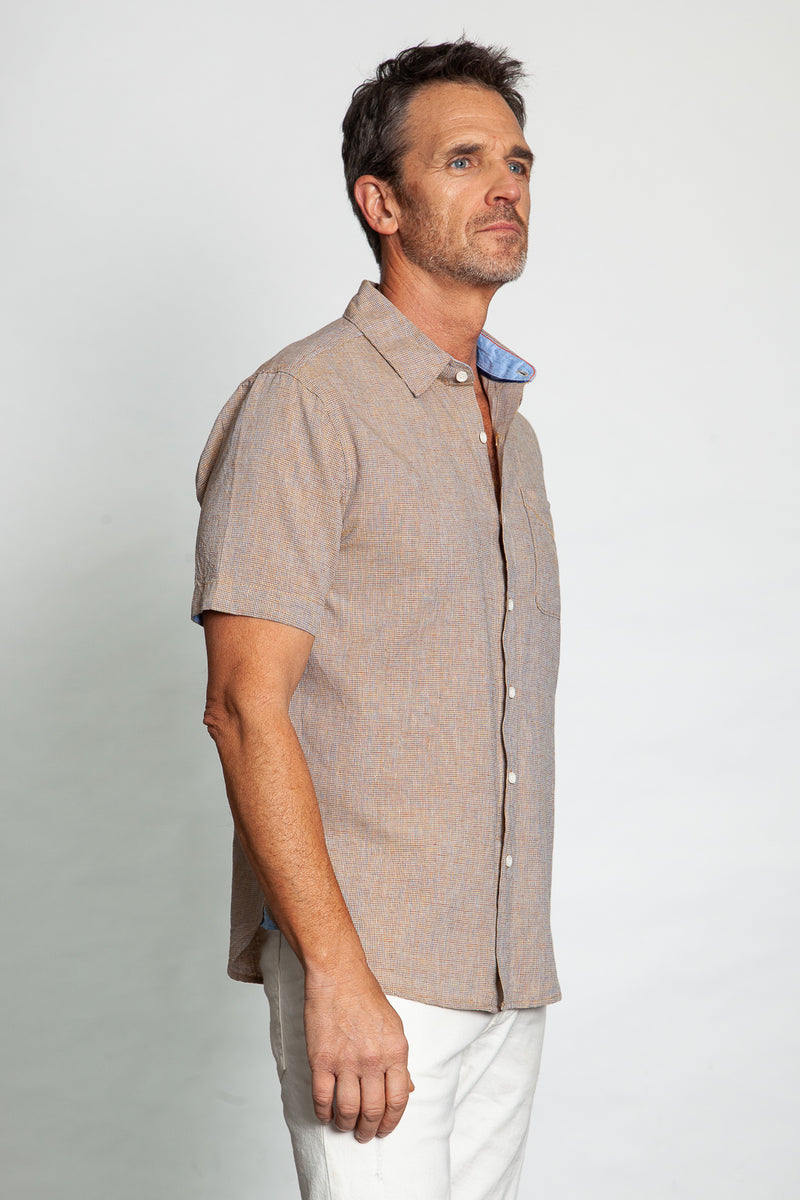 Scout Checks Short-Sleeve Shirt