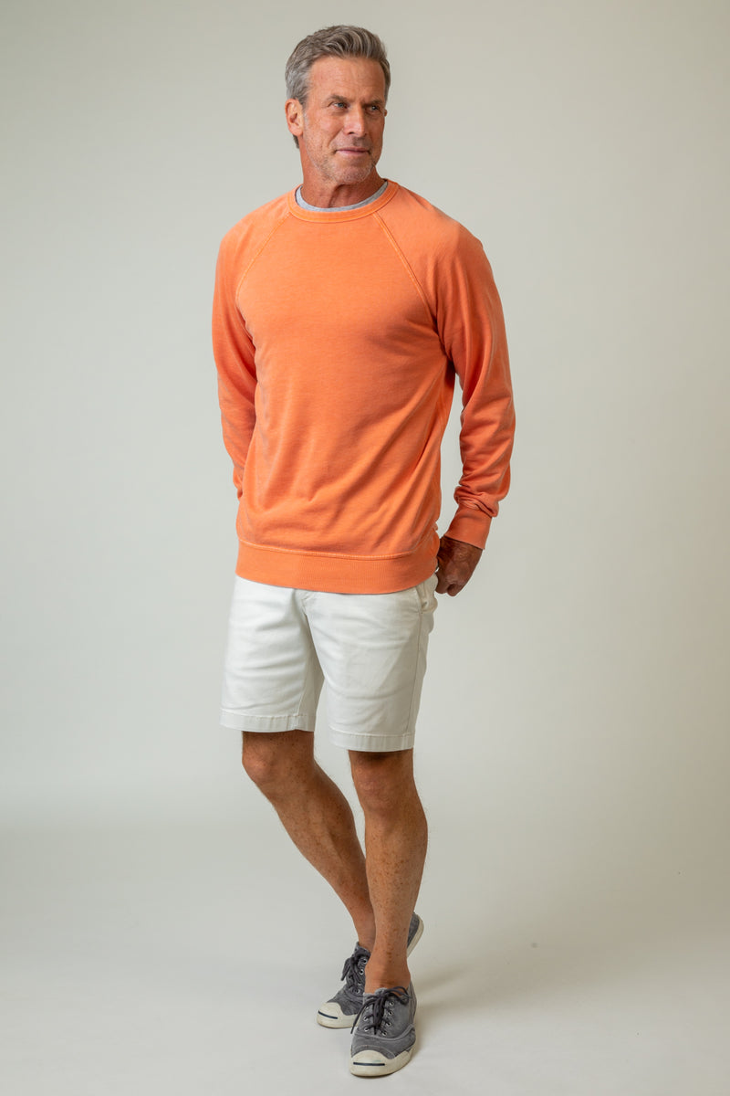 Bowery Fleece Modern Sweatshirt