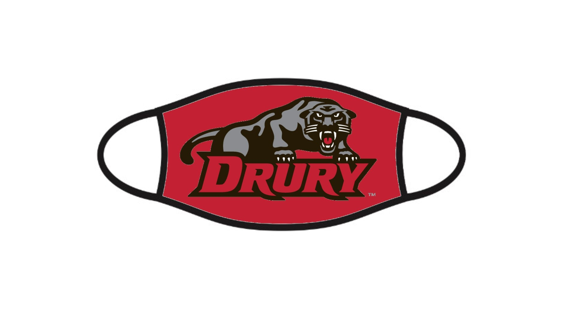 Drury Athletics Spirit Masks