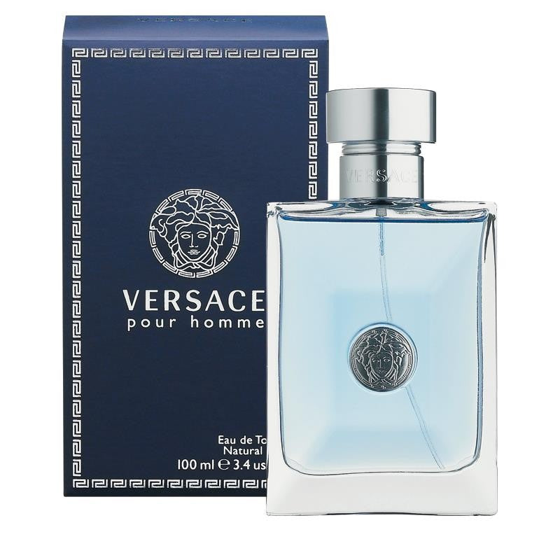 VERSACE POUR HOMME EDT 100ml FOR MEN