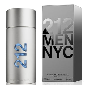 CAROLINA HERRERA 212 MEN EDT 100ml FOR MEN