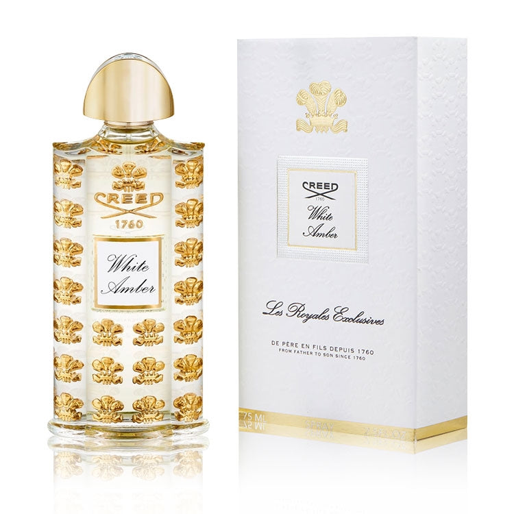 CREED LES ROYALES EXCLUSIVES WHITE AMBER EDP 75ml