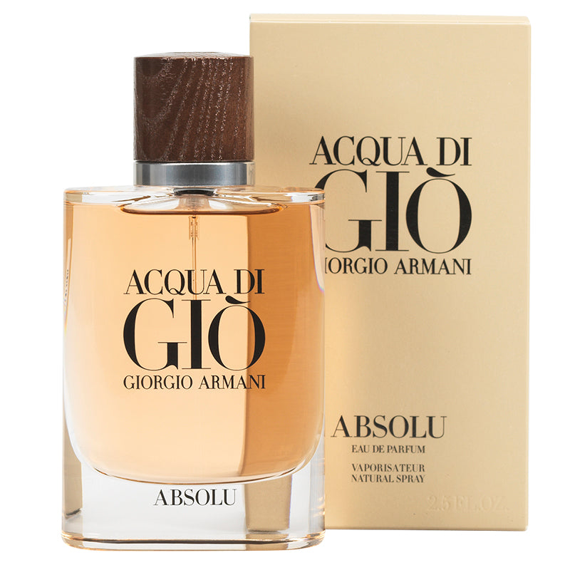 GIORGIO ARMANI ACQUA DI GIO ABSOLU EDP 125ml FOR MEN