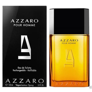 AZZARO POUR HOMME EDT 100ml FOR MEN