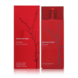 ARMAND BASI IN RED EDP 100ml FOR WOMEN