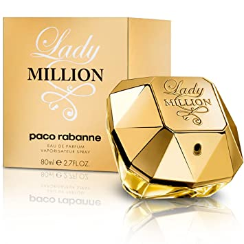 PACO RABANNE LADY MILLION EDP 80ml FOR WOMEN
