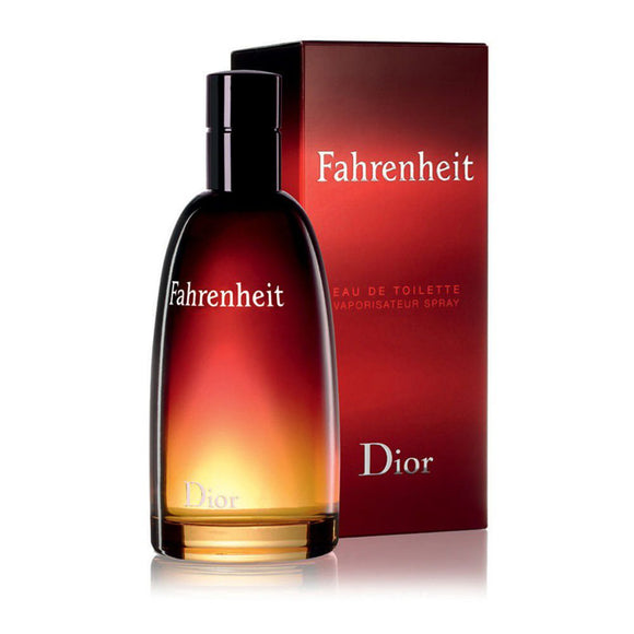 CHRISTIAN DIOR FAHRENHEIT EDT 100ml FOR MEN
