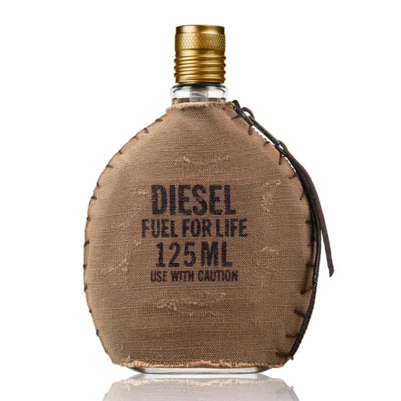 DIESEL FUEL FOR LIFE POUR HOMME EDT 125ml