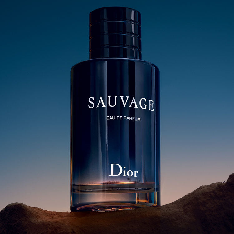 CHRISTIAN DIOR SAUVAGE EDP 100ml FOR MEN