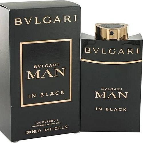 BVLGARI MAN IN BLACK EDP 100ml