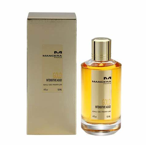 MANCERA GOLD INTENSITIVE AOUD EDP 120ml UNISEX