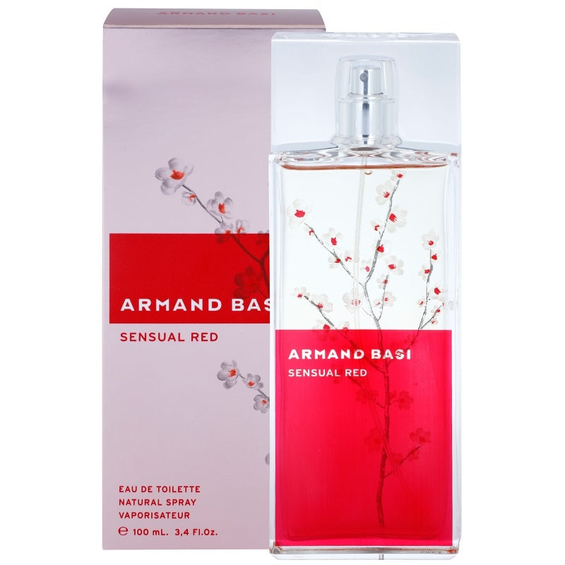 ARMAND BASI IN RED EDT 100ml FOR WOMEN