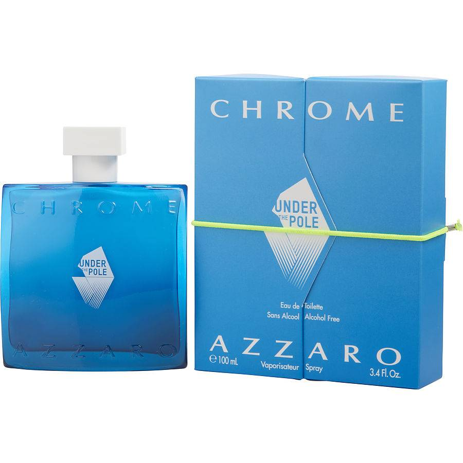 AZZARO CHROME UNDER THE POLE EDT 100ml