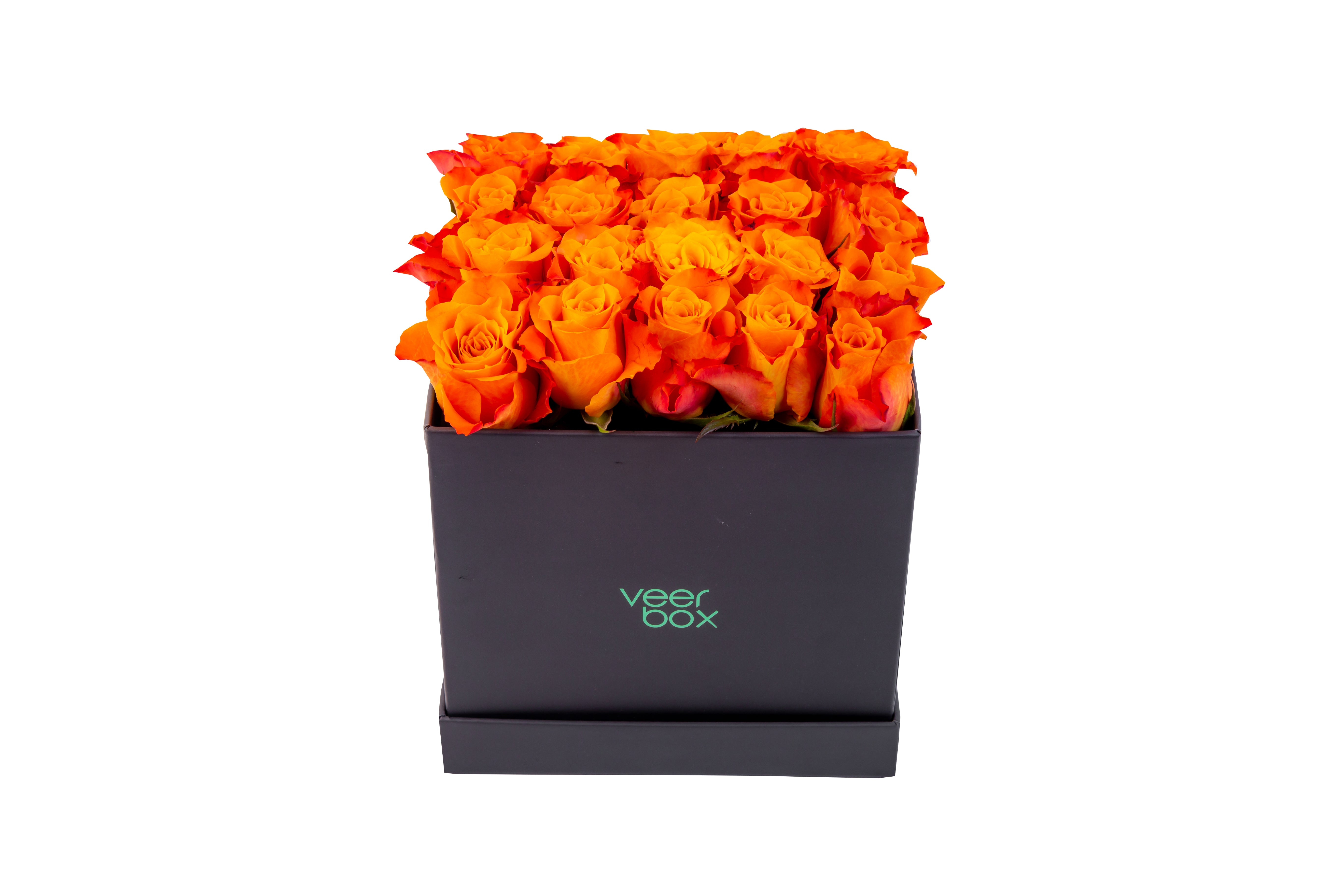 Infinite Orange Love Veerbox