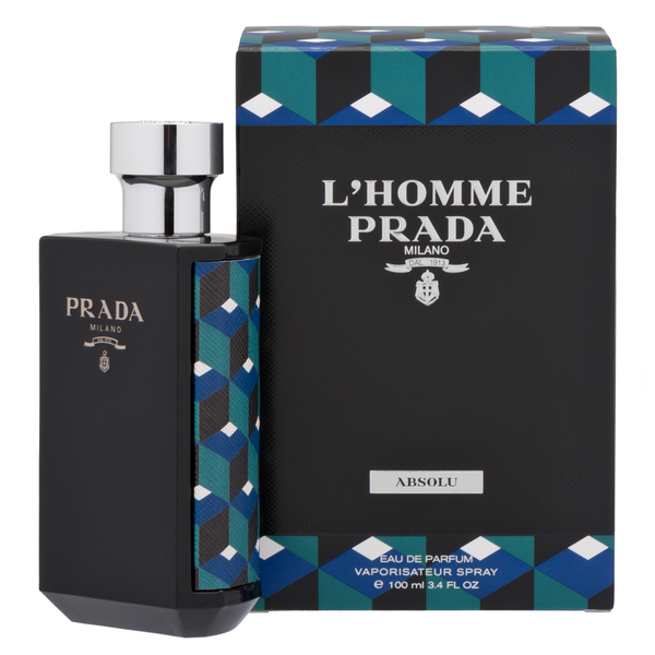 PRADA L'HOMME ABSOLU EDP 100ml FOR MEN