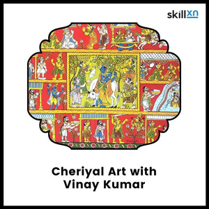 Cheriyal Art demo