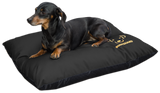 Bodyguard Elegant Pillow S Black