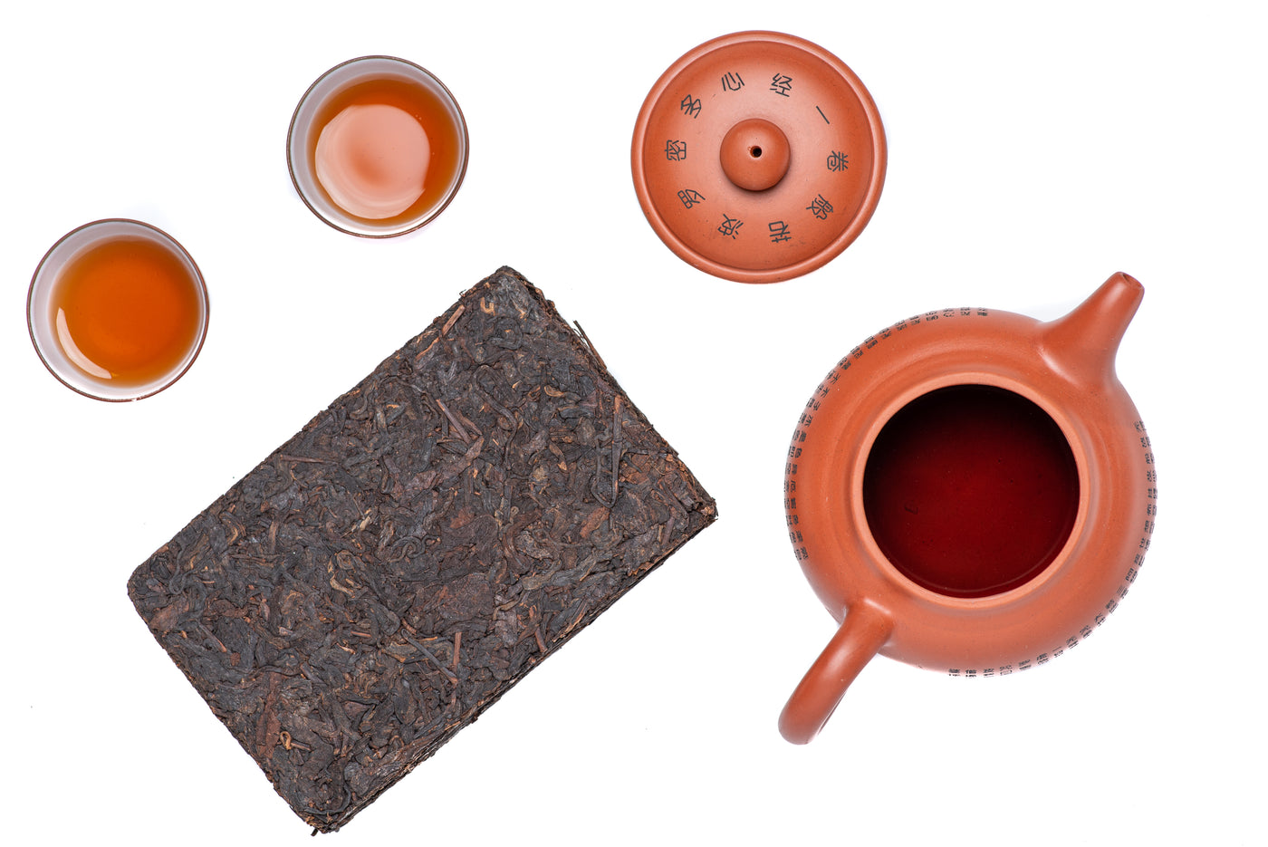 Your Guide to Puerh Tea Brewing