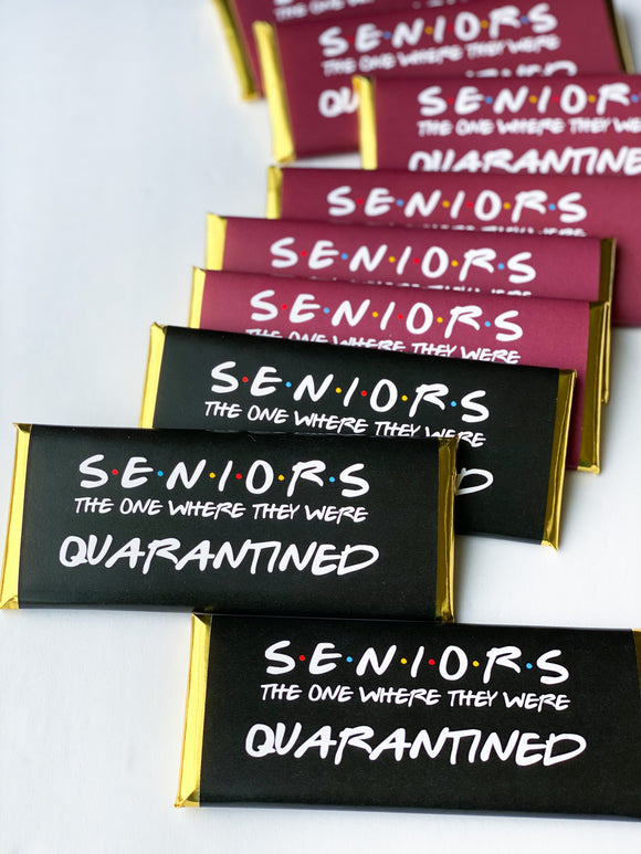 Quarantine Graduation party favors