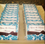 Damask Kit Kat Ameen candy wrappers