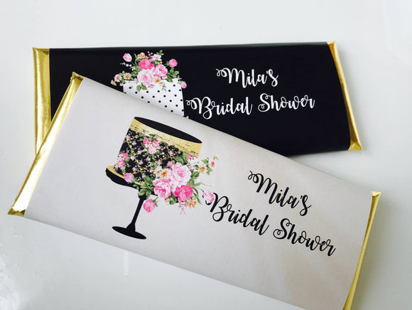 Elegant Kate Spade inspired Bridal Shower Favors