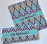 Turkish design candy wrappers, Eid favors