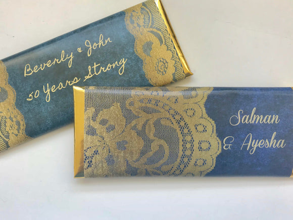 Golden Anniversary Favors