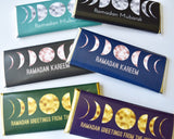 24 moon phases Eid party favors