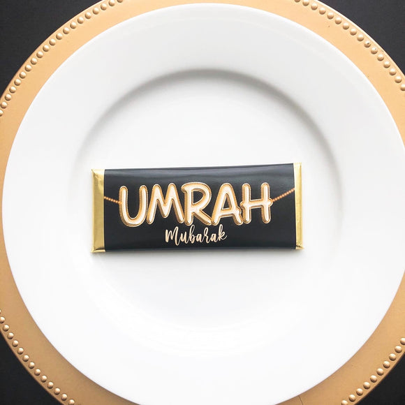 Umrah Hajj or Eid ul Adha party favors