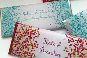 Confetti party favors