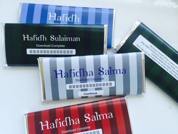 Hafiz party favors