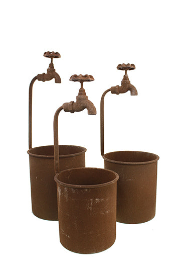 TAP PLANTER SMALL  **PRE-SALE***