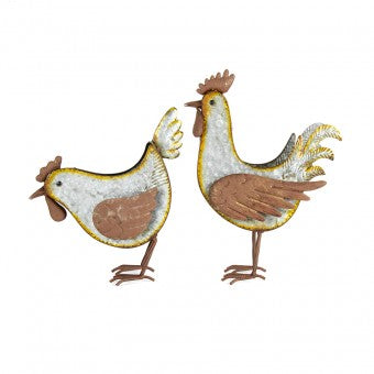 GAL CHOOK PLANTER SET