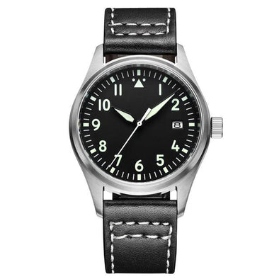 Addies H2 Automatic Pilot Watch Men