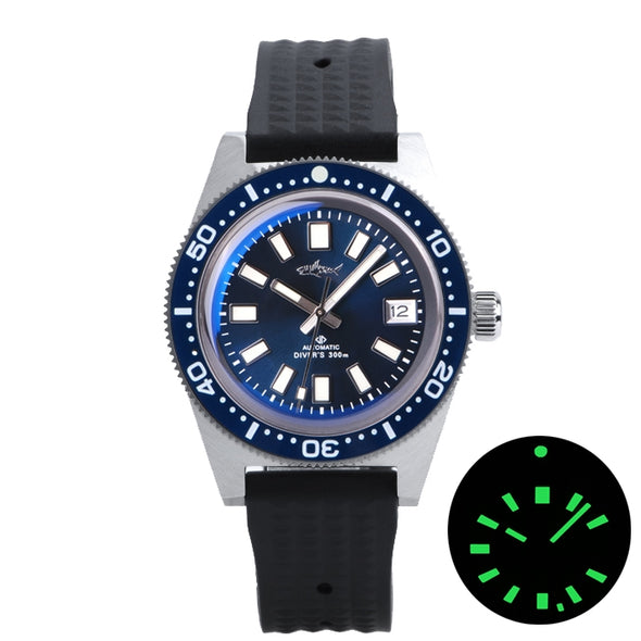 HEIMDALLR 62 MAS Men's Diver Automatic Watch