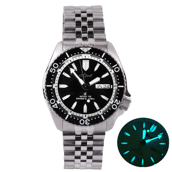 HEIMDALLR Sharkey SKX007 V 2K20 Automatic Watch Men