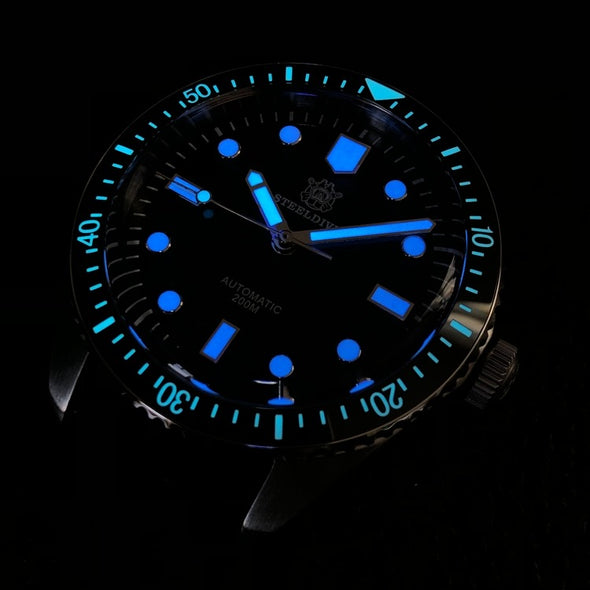 Steeldive 1965 Mechanical Diver Watch