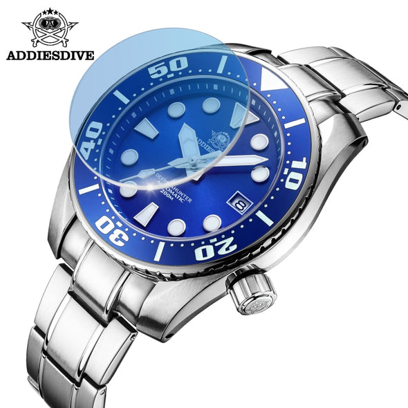 ADDIESDIVE MM200 Mechanical Dive Watch H10